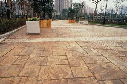 Hormigon impreso alcantarilla pavimento impreso alcantarilla hormigon impreso alcantarilla - Pavimento hormigon pulido ...